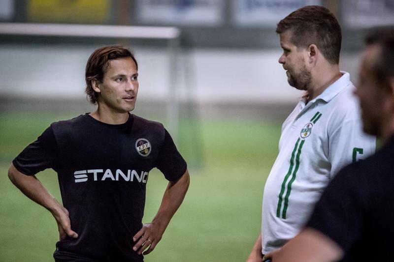 Sebastian Mannström ja Niko Kalliokoski eivät kiistä HIFK-pelin erityistä merkitystä.
