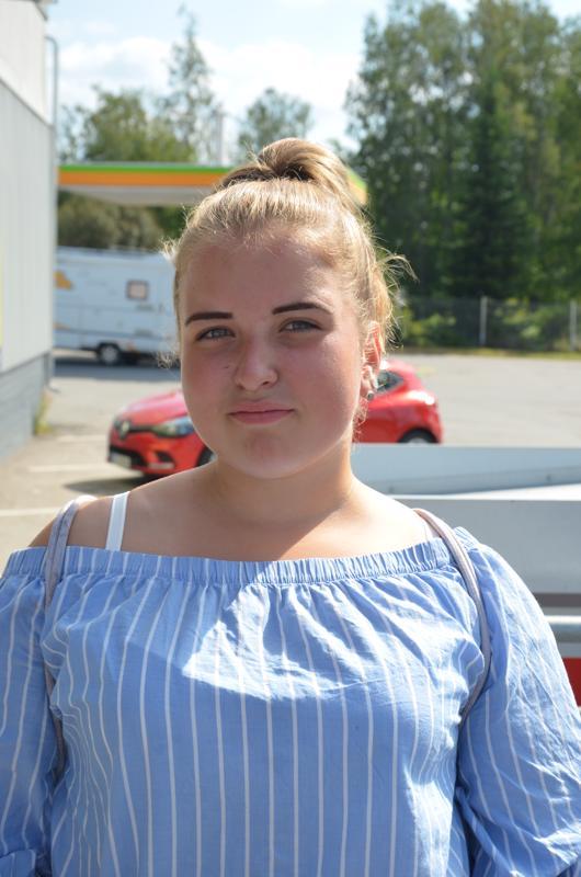 Anni Saariaho, Himanka- Ei ole vinkkejä, sillä itse nautin auringosta ja helteestä.