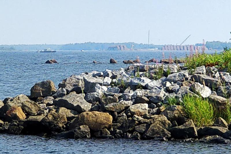 Vesibussi M/s Mässkär upposi matkalla Mässkärin saarelle, uppoamispaikka on noin kilometri Ådön kalasatamasta pohjoiseen..