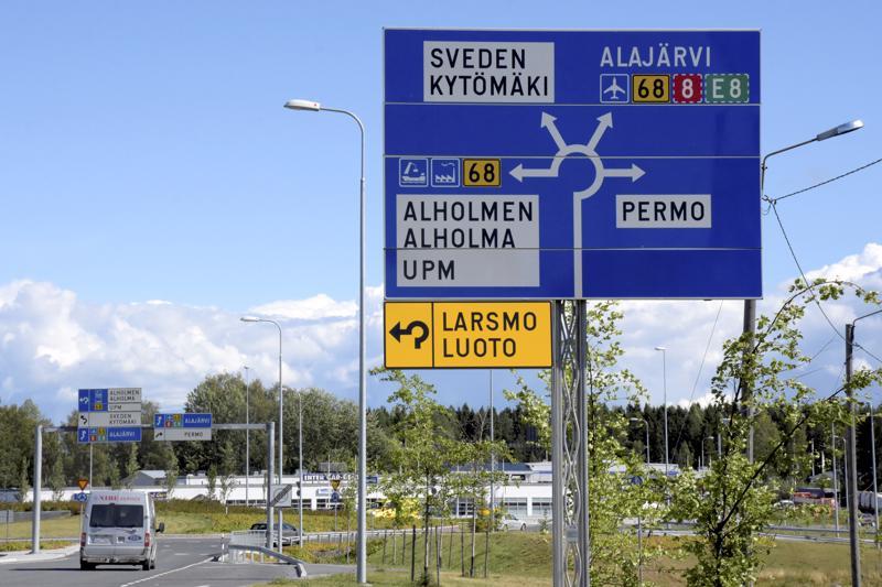 Järviseudulta tuli aikanaan pilvin pimein väkeä Pietarsaareen. Nyt suomenkielisten tie näyttää vievän poispäin.