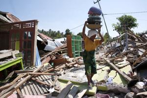 Lombokin saari on ollut tuhoisien maanjäristysten kohteena viimeisen kuukauden ajan.