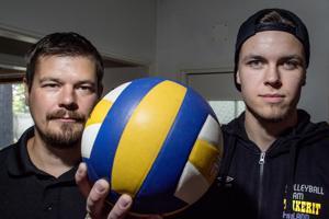 Mikko Keskisipilä ja Matias Saviaro valmistautuvat tulevaan kauteen jo täydellä teholla.