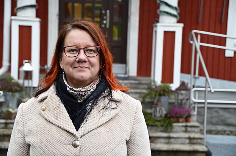 Raija Näppä on toiminut Haapaveden Opiston rehtorina vuodesta 2015.
