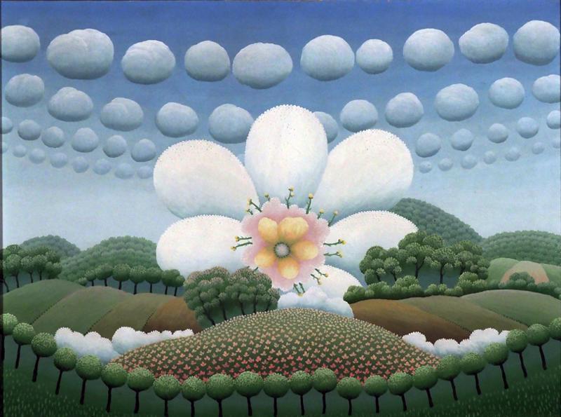 Samaisesta kokoelmasta löytyy myös entisen Jugoslavian alueen taiteilijoista Ivan Rabuzin muiden joukossa.