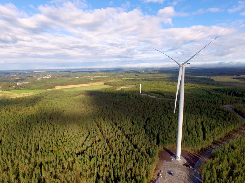 Infinergies Finland Oy:n Sisko Kotzschmarin mukaan yhtiö ei ole vielä päättänyt Urakkanevan hankkeen jatkosta.