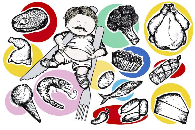 Ruokaa riittää, mutta on järjetöntä tuhlata sitä tarpeettomasti. Ruokahävikki kertoo yltäkylläisyydestä, johon meille ei olisi varaa.