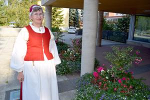 Maritta Niskasta tuli maananantaina pitäjänneuvos.