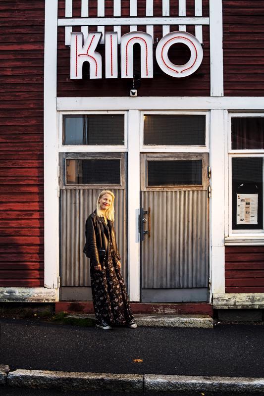Laura Birn osallistui Kokkolan Kinojuhlille.