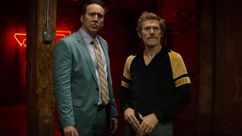 Nicolas Cage ja Willem Dafoe saavat tehtäväksi Dog Eat Dog -elokuvassa siepata mafiapomon vauvan.