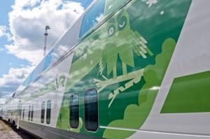 Junat eivät aamulla lähteneet eivätkä saapuneet Helsingin asemalle.