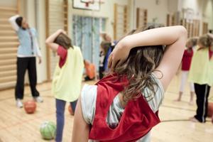 Liikunnan terveysvaikutuksia tutkinut Urho Kujala on verrannut Move-mittauksiin sisältyvää viivajuoksutestiä rasittavuudeltaan pallopeleihin.