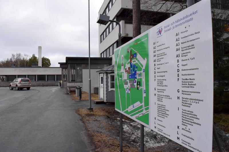 Pietarsaaren sosiaali- ja tervveydenhuollon budjetti on ylittymässä rajusti