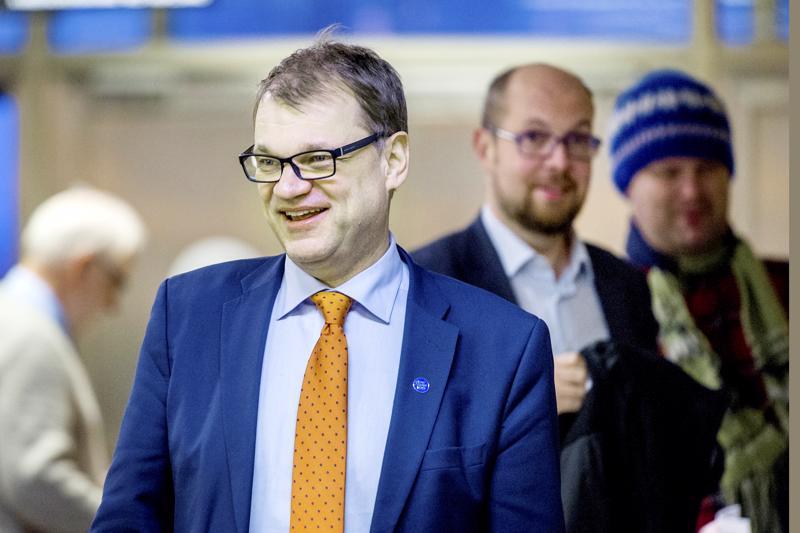 Pääministeri Juha Sipilä oli odotetusti ylivoimainen ykkönen Pohjois-Pohjanmaan keskustan jäsenvaalissa.