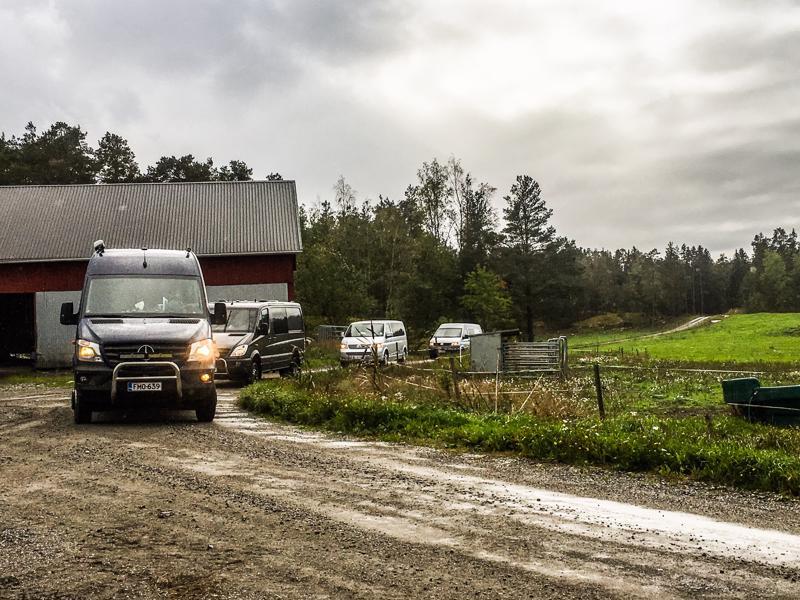 Keskusrikospoliisi teki jättimäisessä operaatiossaan viikonloppuna kotietsinnän suomalaisen yrityksen kymmenelle tontille ja saarelle Turun saaristossa ja Paraisilla.