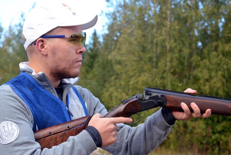 Eemil Pirttisalo pettyi suorituksiinsa kauden tärkeimmissä kisoissa. Pettymyksestä huolimatta trap-ampujan tähtäin on edelleen vuoden 2020 Tokion olympialaisissa.