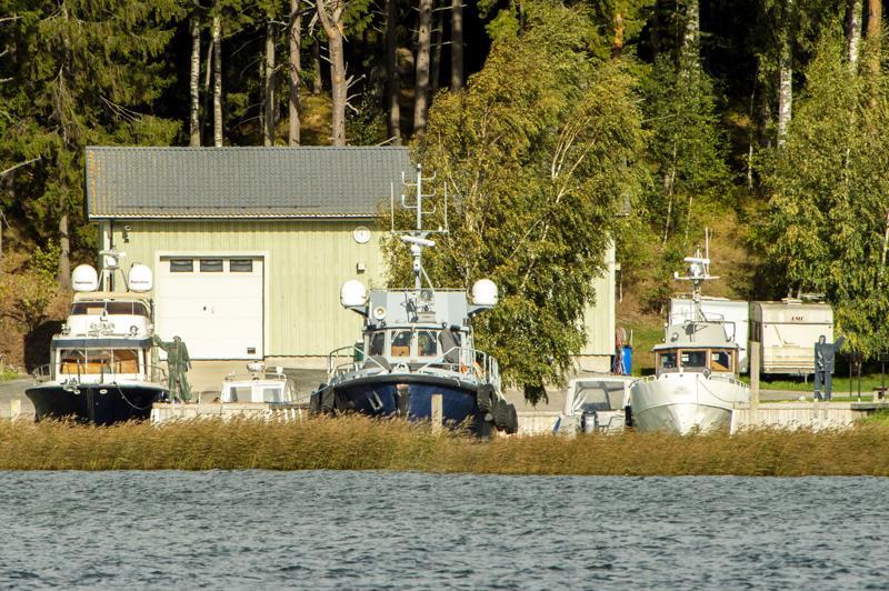 Poliisi teki viikonloppuna Turun Saaristossa kotietsintöjä Airiston Helmen kiinteistöihin.