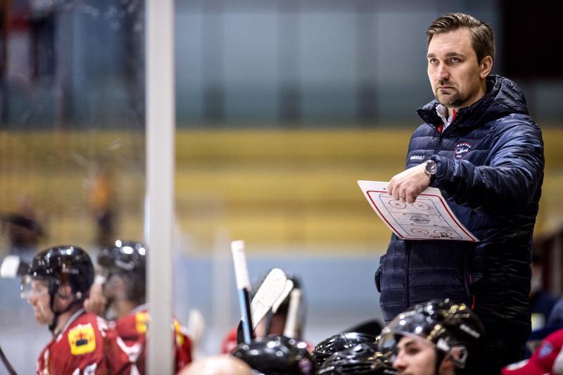 Janne Tuunanen haluaa luotsasta Hermeksen takaisin Mestiksen pudotuspeleihin.