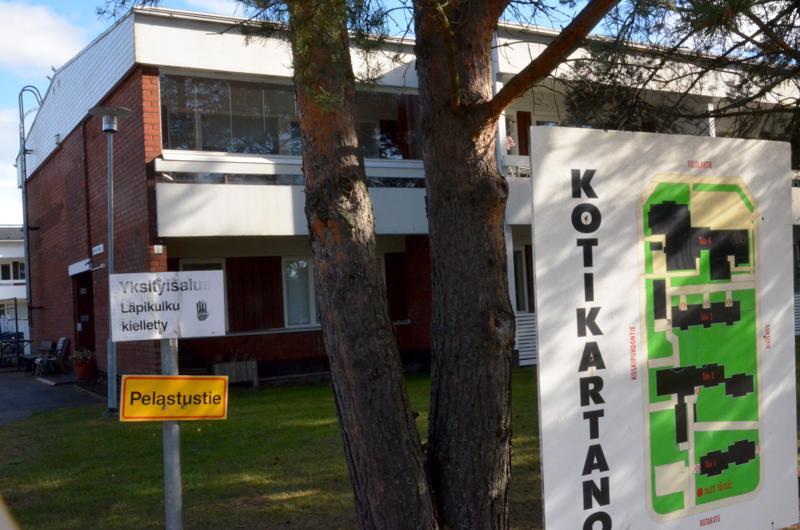 Kotikartano 1 on peruspalvelukuntayhtymä Kallion kotihoidolla tuetun asumisen yksikkö.