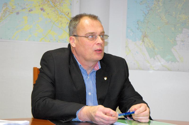 Jukka Puoskari on lyhytsanainen erottamisaloitteen suhteen.