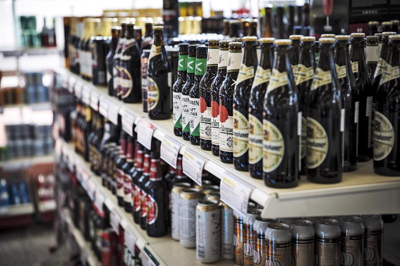 Nuorten alkoholin käyttö vähenee edelleen.