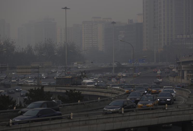 Ilmansaasteet ovat suuri ongelma muun muassa Kiinan pääkaupungissa Pekingissä. Musta hiilen eli nokipölyn vähentäminen auttaisi myös taistelemaan ilmastonmuutosta vastaan.