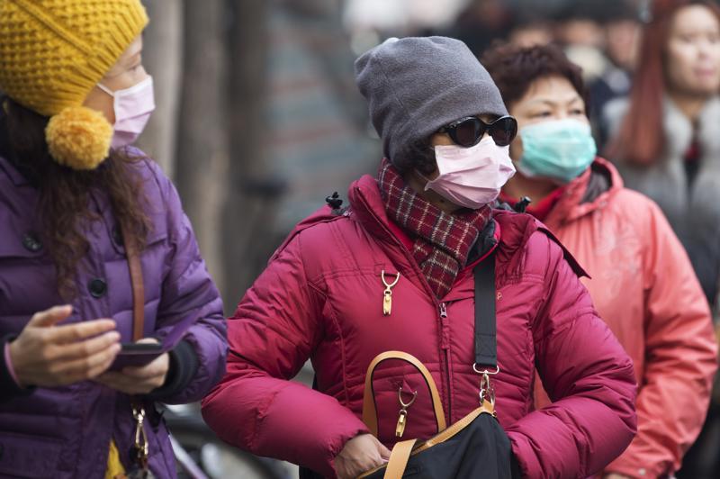Kiinan suurkaupungeissa, kuten Pekingissä, ilmanlaatu on ajoittain äärimmäisen huono.
