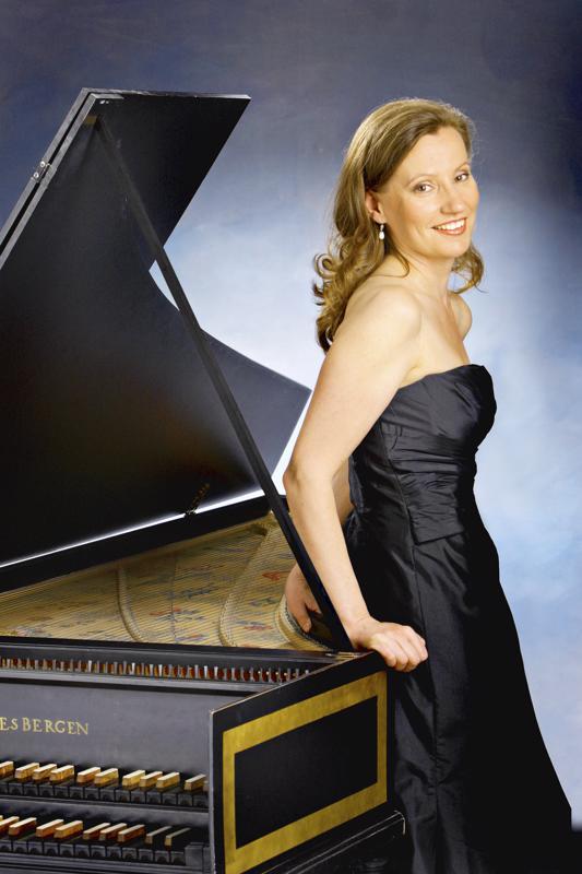 Cembalo on ollut Elina Mustosen instrumentti ihan lapsesta saakka.