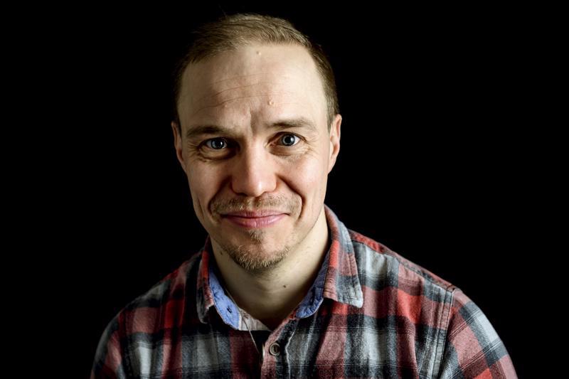 Jarkko Lahti.