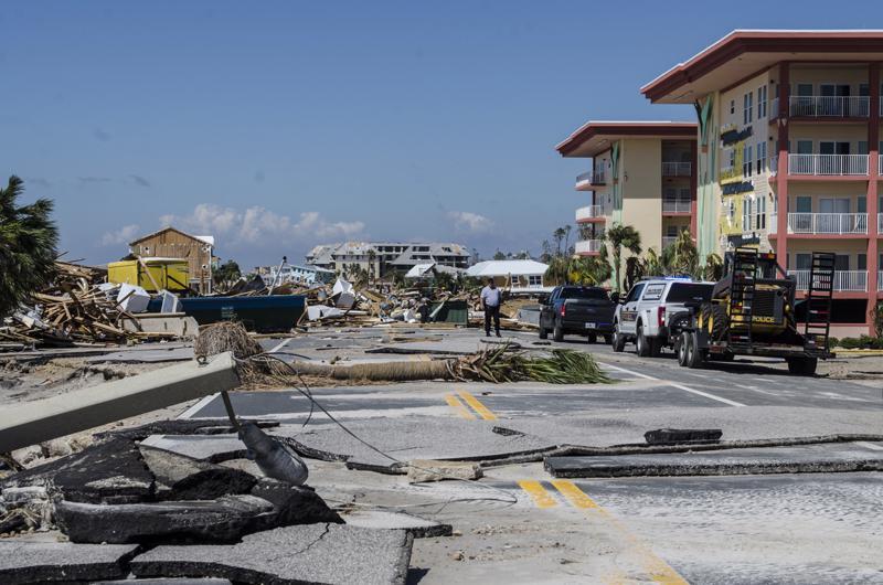 Floridaa runnellut hurrikaani on tappanut ainakin 18. Taloudelliset vahingot nousevat useisiin miljardeihin euroihin.