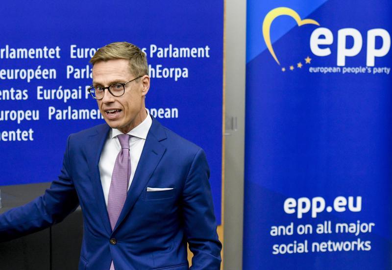 Suomen entinen pääministeri Alexander Stubb (kok.) aloitti kampanjansa kohti EU-komission puheenjohtajuutta, Euroopan unionin merkittävintä johtopestiä.