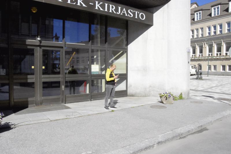 Pietarsaaren kaupunginkirjasto on suljettuna torstaista alkaen reilun viikon ajan tietojärjestelmän uusimisen takia.
