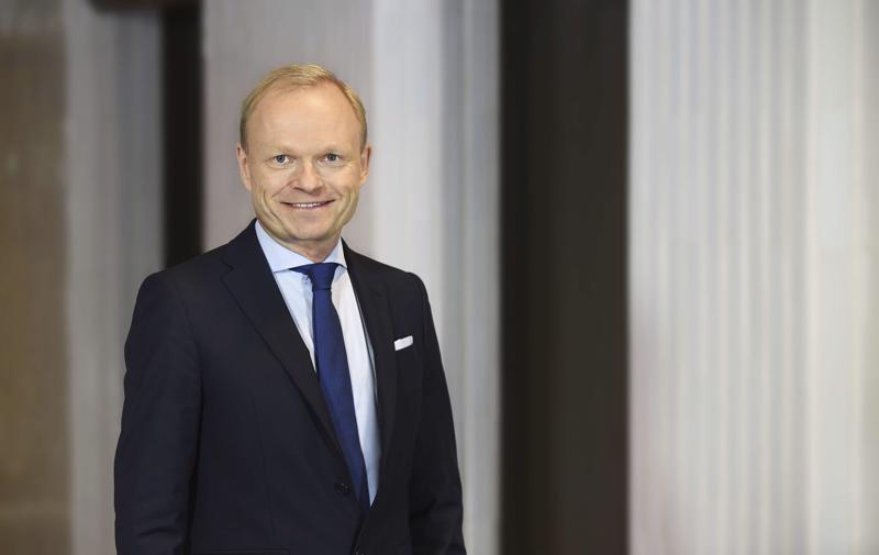Fortumin toimitusjohtaja Pekka Lundmark.