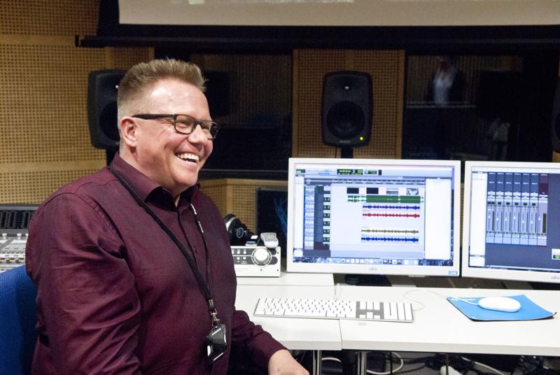 Markku Riipi tutki gradussaan ihmisten reaktioita epämiellyttäviin ääniin.