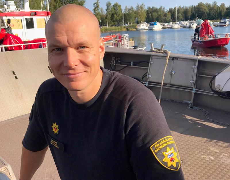 Timo Sillanpää ei hyväksy poliittisia lakkoja.