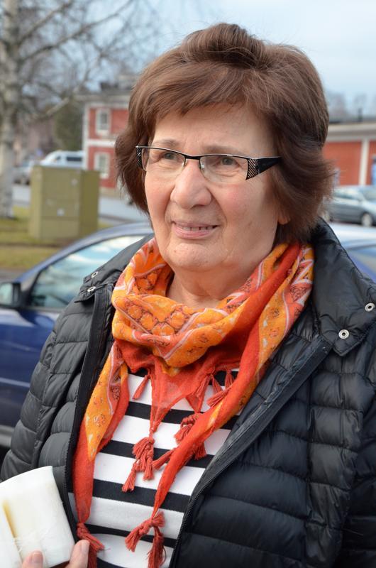 Ulla-Rebekka Annala, Kannus- Joka päivä olisi hyvä muistaa.