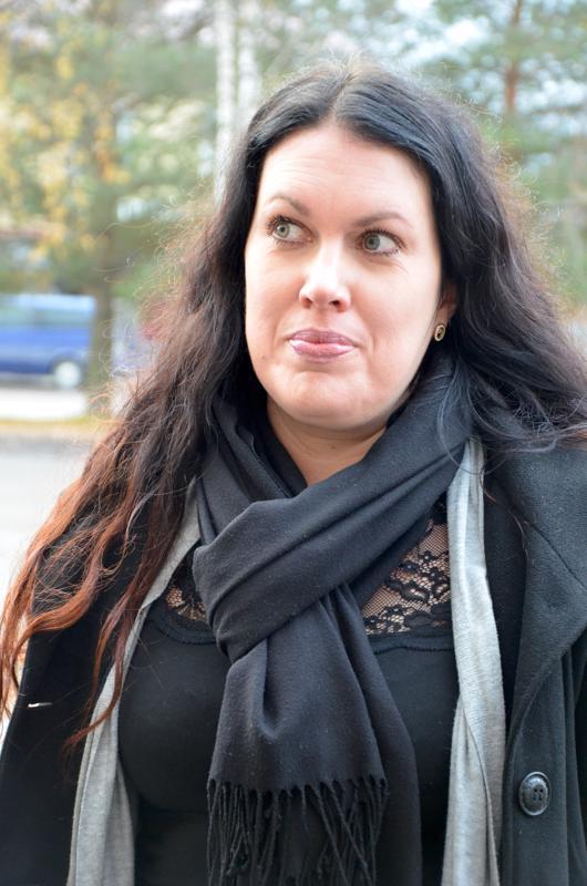 Karoliina Tervola, Kannus- Käymällä.