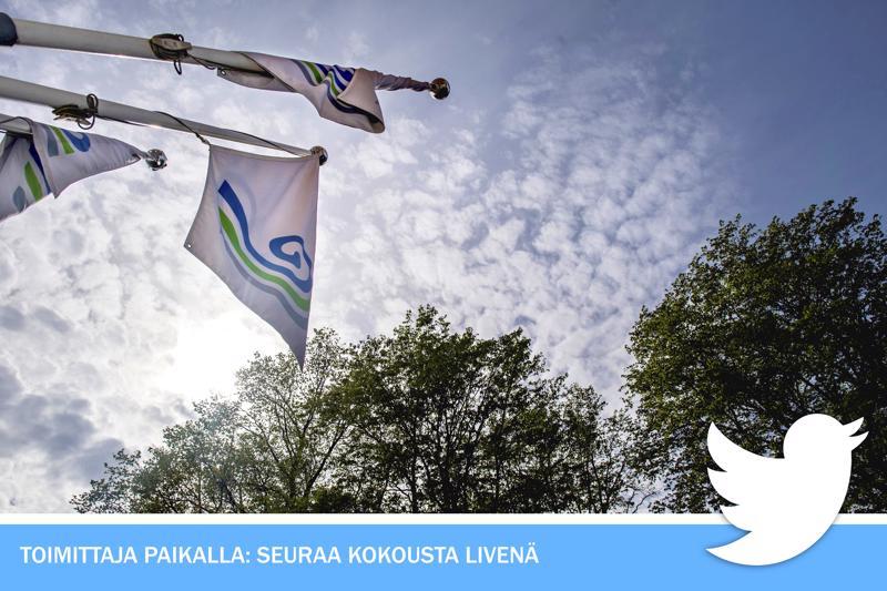 Seuraa Kaustisella kokoontuvan maakuntavaltuuston kokousta livenä Twitterissä.