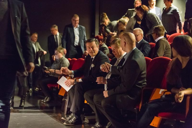 Viime vuoden seminaarissa puhujana oli muun muassa VV-Auto Group Oy:n toimitusjohtaja Johan Friman.