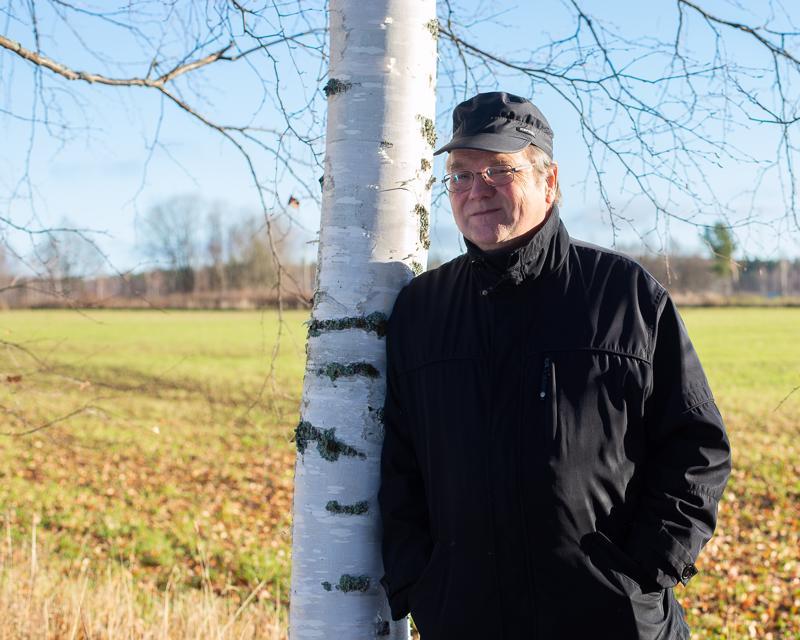 Runosieluisen Simo Vedenpään suurin toive tulevaisuudelle on pysyä terveenä.  - Sitten kun vielä saataisiin kotipitäjän asiat säälliseen kuntoon, hän toivoo.