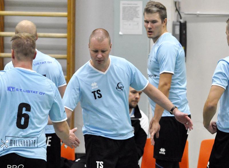 Tommi Sorvojan valmentama VieWo sai tehdä sunnuntaina täyden päivätyön Puijo Wolleytä vastaan.