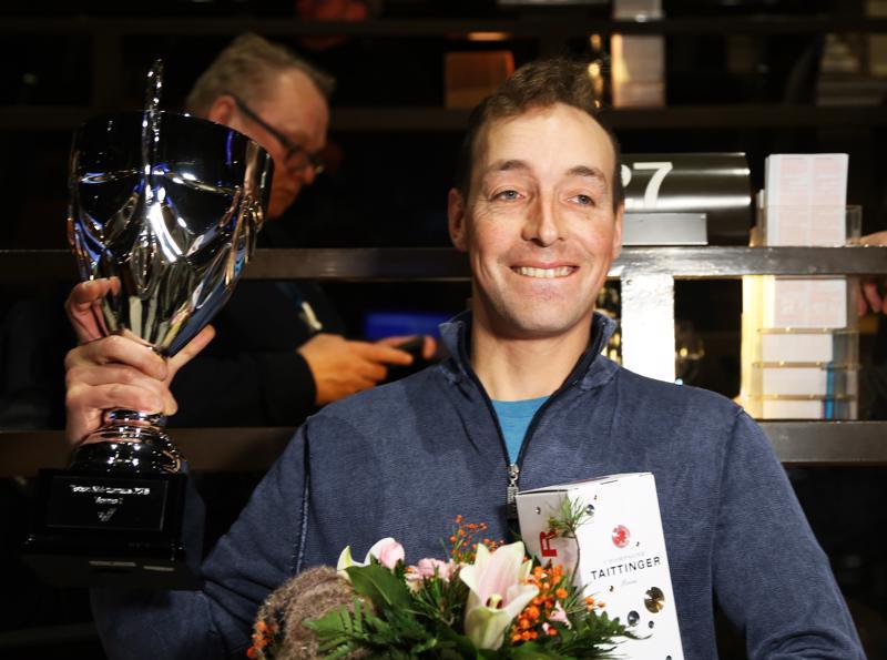 Jarkko Viitala voitti lähes 10 000 euron potin.