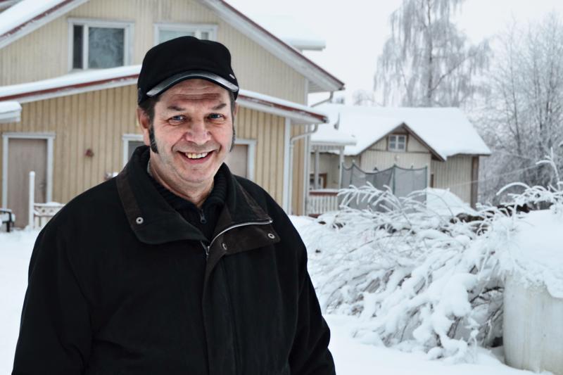 Vatjusjärven asuva Jarmo Viinala on ollut mukana Haapaveden kuntapolitiikassa vuodesta 1981.
