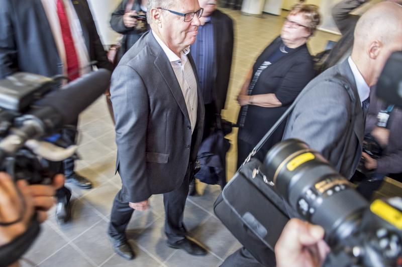 Jari Aarnion kuuleminen poliisijohdon virkarikosoikeudenkäynnissä oli tiistaina. Aarnio on kokonaisuudessa syytettynä virkavelvollisuuden rikkomisesta.