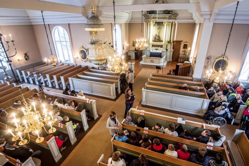 Sunnuntaina valittavat luottamushenkilöt vaikuttavat seurakunnissa moniin asioihin.