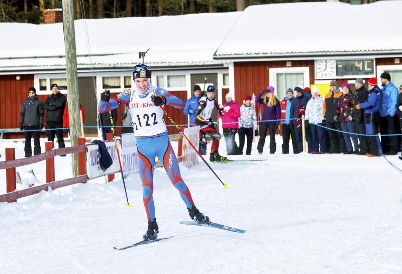 Tero Seppälällä kulkee, vaikka harjoituskausi painaa vielä jaloissa.