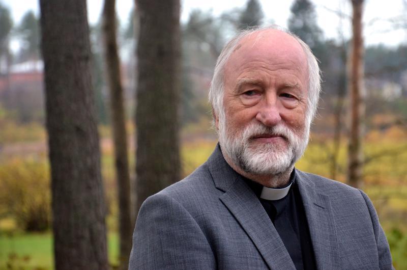Eläkkeellä oleva Kalajoen entinen kirkkoherra Rauli Junttila sai vaaleissa eniten ääniä.