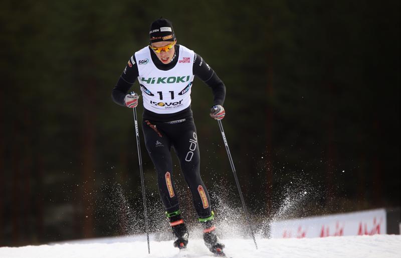 Juuso Haarala kilpailee seuraavaksi viikonloppuna Rukan maailmancupissa.