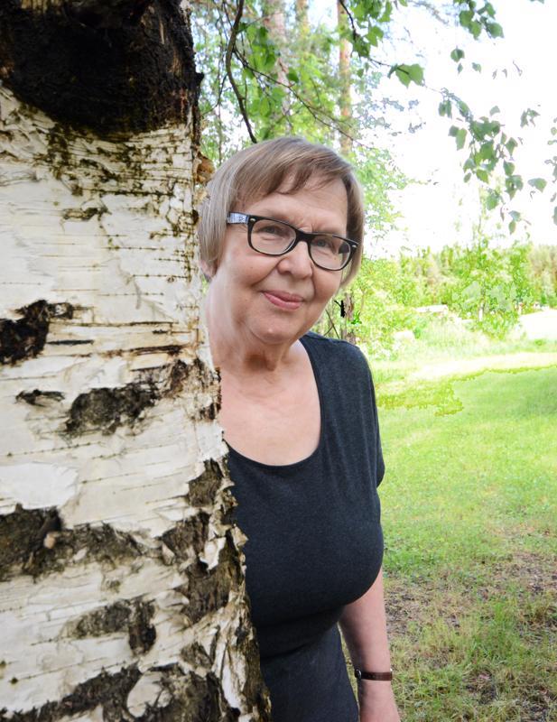 Katriina Tyhtilä löysi juhlien tunnuksen Siionin virrestä 123.