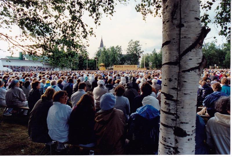 Nivalan herättäjäjuhla 1992