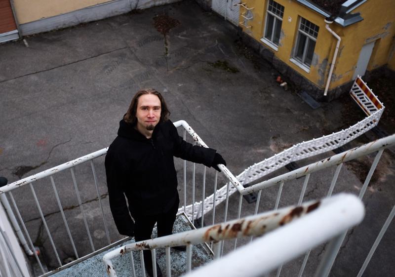 Juhani Junkala on asunut jo pitkään Helsingissä.